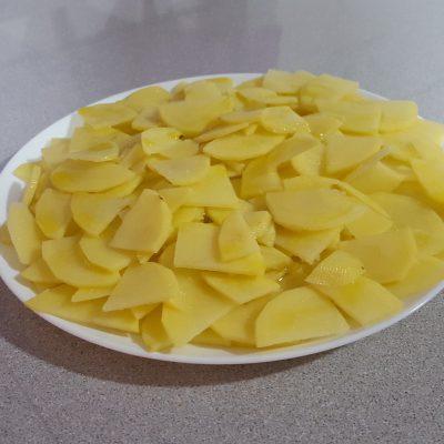 Patatas rápidas para tortilla